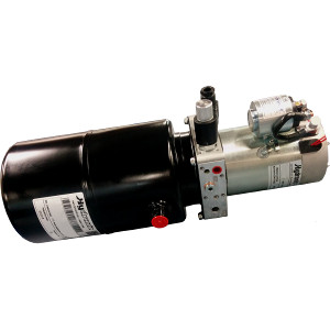 Compact hydraulic power packs